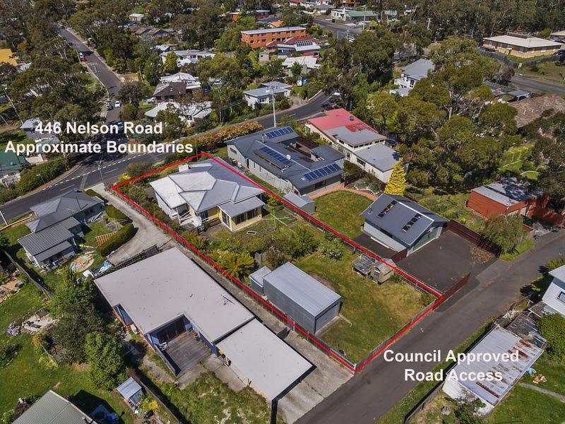 446 Nelson Rd, Mount Nelson, Tas 7007
