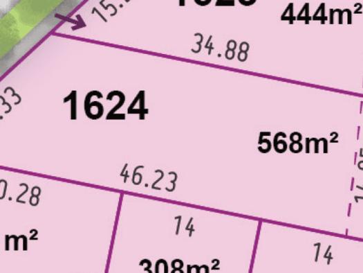 Lot 1624, 1624 Roehampton Drive (Atherstone), Melton South, Vic 3338