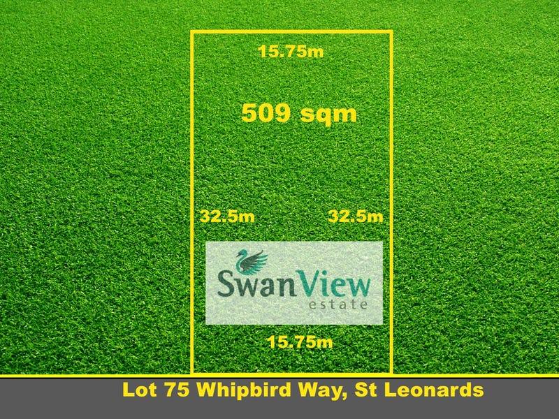 5 (Lot 75) Whipbird Way, St Leonards, Vic 3223