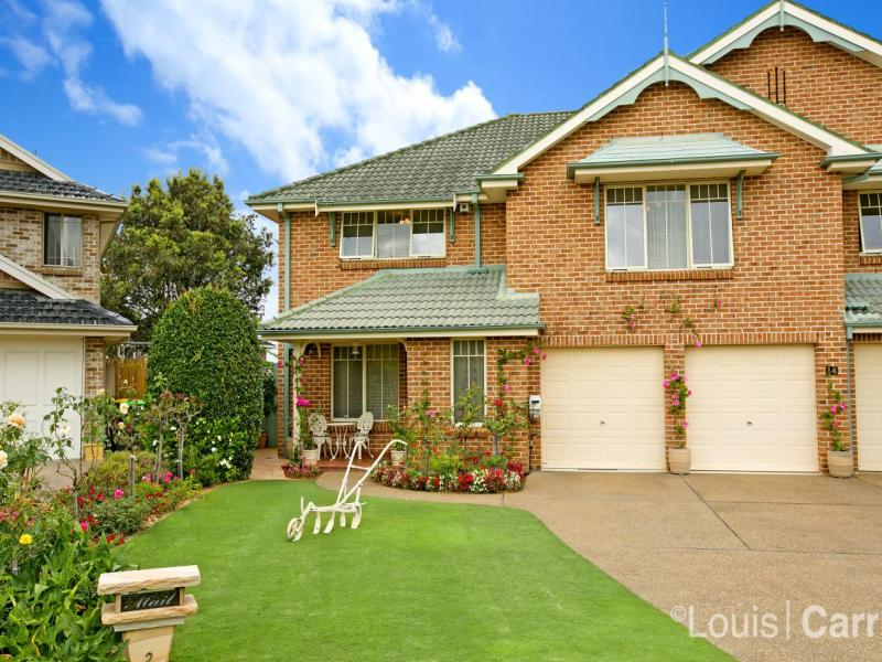 2/14 Folkestone Pl, Dural, NSW 2158