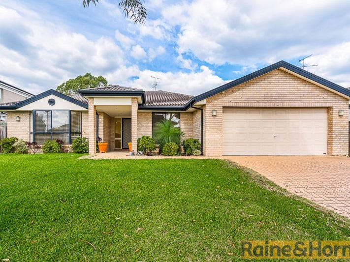 22 Scribblygum Circuit, Rouse Hill, NSW 2155