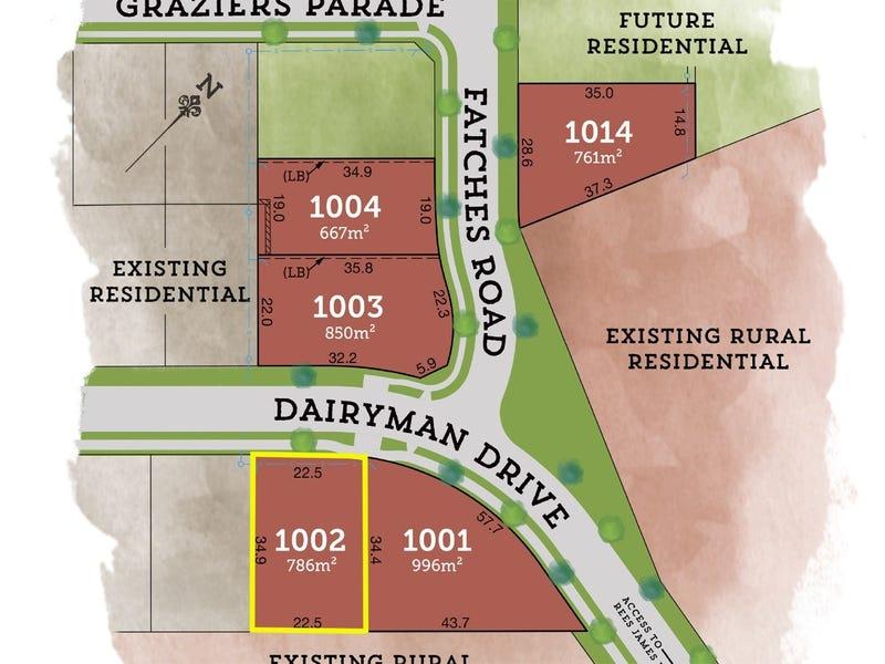 Lot 1002 Dairyman Drive, Raymond Terrace, NSW 2324