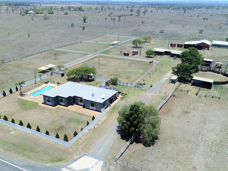 1149 Rockhampton Ridgelands Road, Alton Downs, Qld 4702