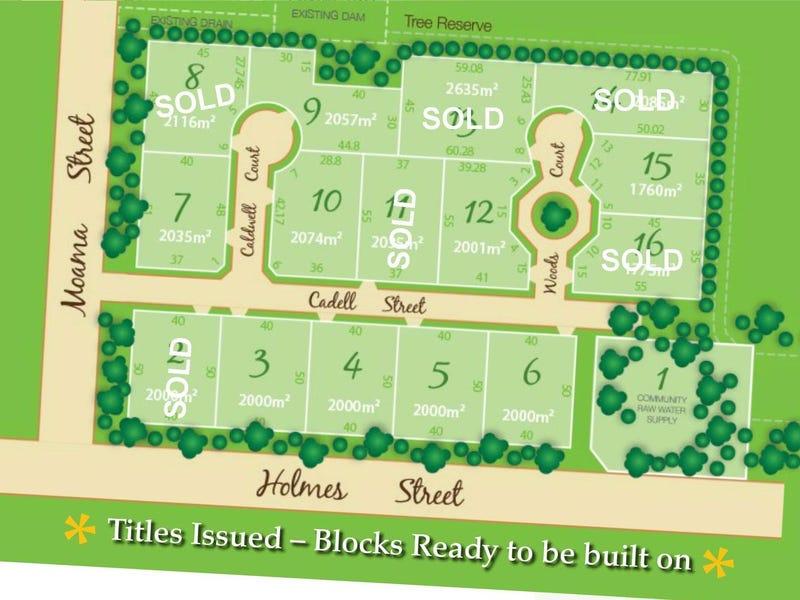 Lot 2-16, 1 Kooyong Parklands, Cadell Street, Moama