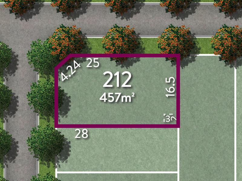 Lot 212, Palazzo Street, Plumpton, Vic 3335