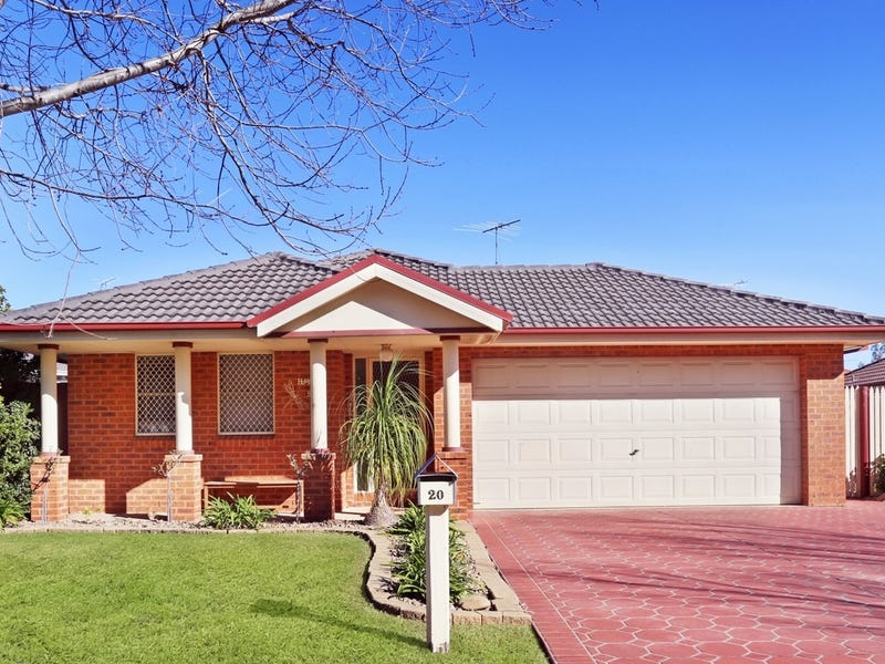 20 Spring Hill Circle, Currans Hill, NSW 2567