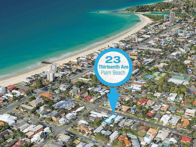 23 Thirteenth Avenue, Palm Beach, Qld 4221