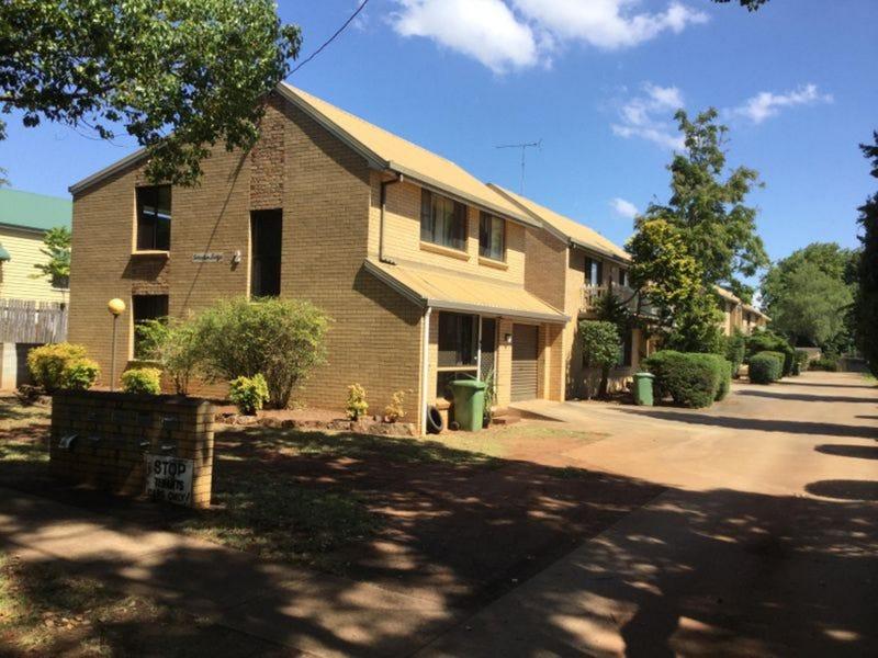 8/12 Moloney Street, North Toowoomba, Qld 4350