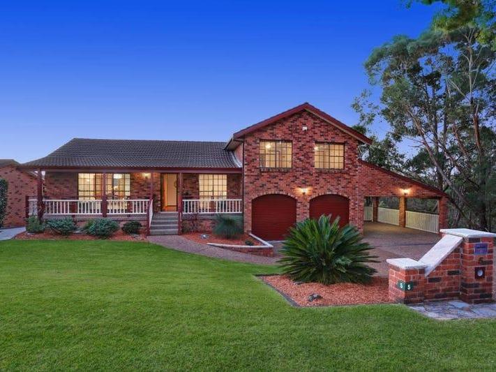 5 Barnes Crescent, Menai, NSW 2234