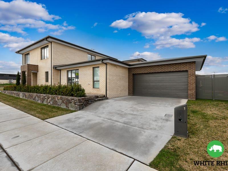1 Quigley Street, Googong, NSW 2620