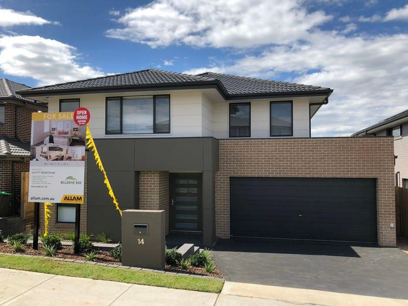 Lot 517 Odsal Street, Kellyville, NSW 2155