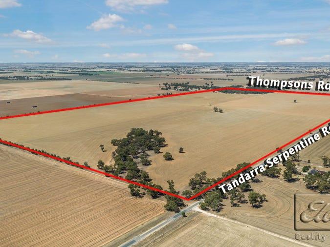 Lots 1-5 Cnr Tandarra-Serpentine Rd & Thompsons Rd, Tandarra, Vic 3571