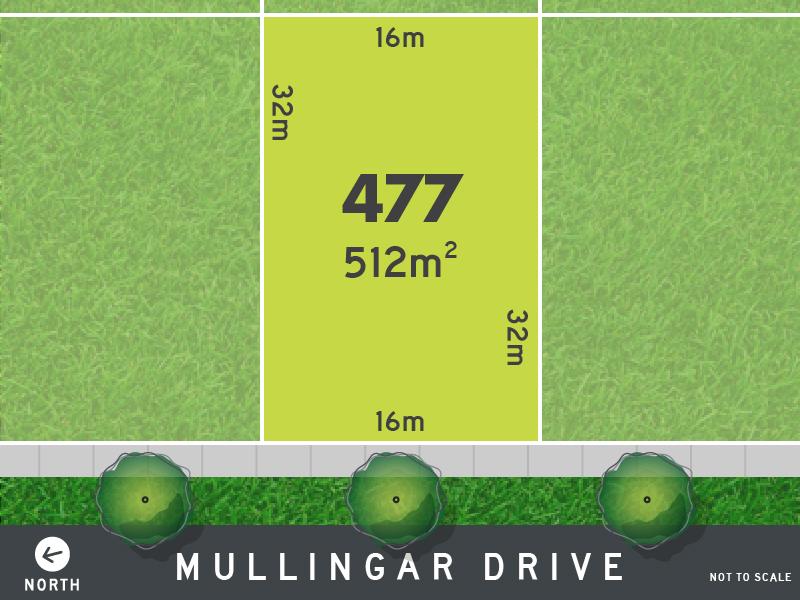 Lot 477, Mullingar Drive, Alfredton, Vic 3350