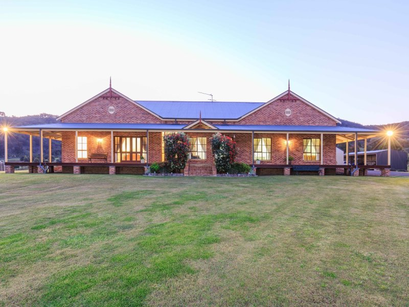 623 Lambs Valley Road, Lambs Valley, NSW 2335