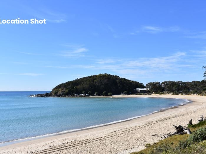 Lot 1 South Pacific Drive, Scotts Head, NSW 2447