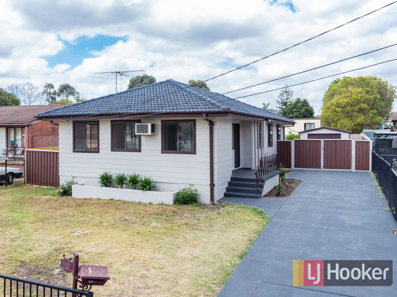 125 Carlisle Avenue, Hebersham, NSW 2770