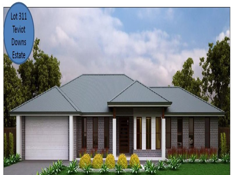 Lot 311 Teviot Downs, New Beith, Qld 4124