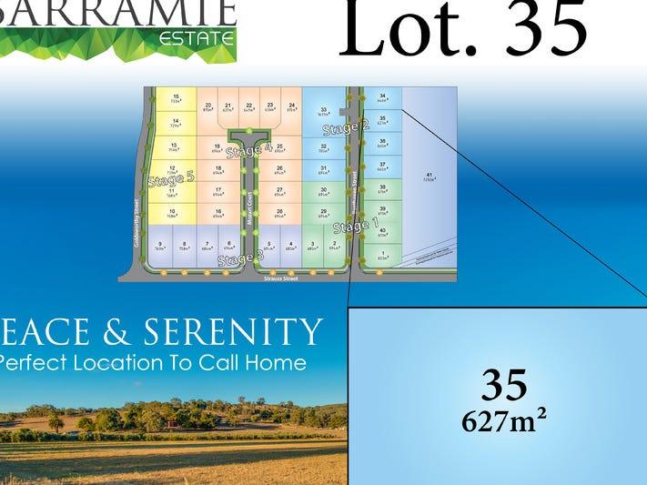 Lot 35, Goldsworthy Street, Springdale Heights