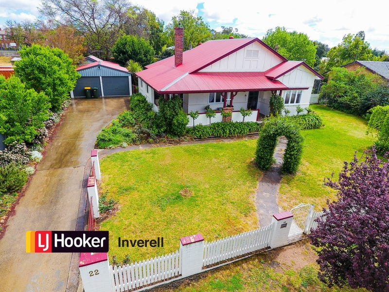 22 George Street, Inverell, NSW 2360