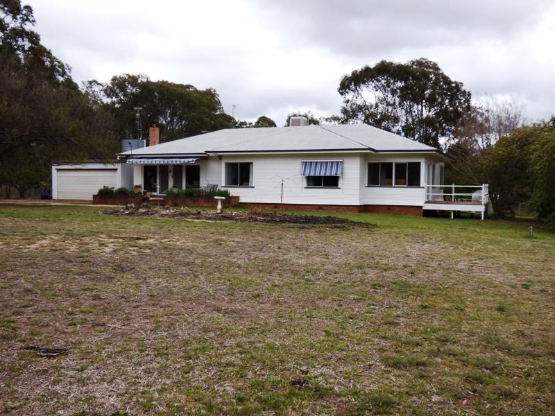 Mirrabooka, Gum Flat, NSW 2360