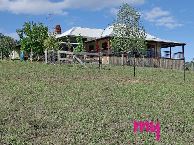 153 Bobs Range Road, Orangeville, NSW 2570
