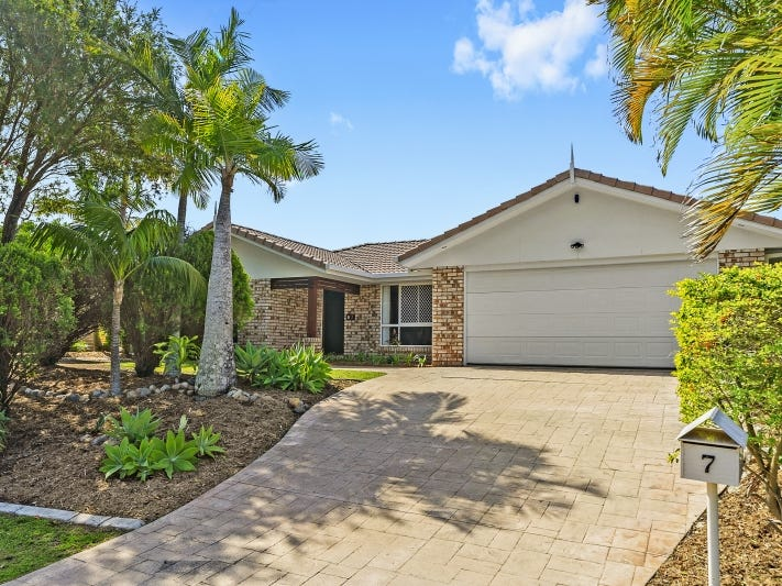 7 Chesterfield Crescent, Wellington Point, Qld 4160