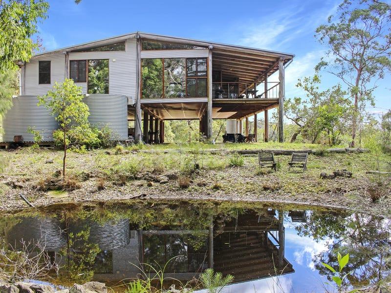 444 Mount Simpson Trk, Bucketty, NSW 2250