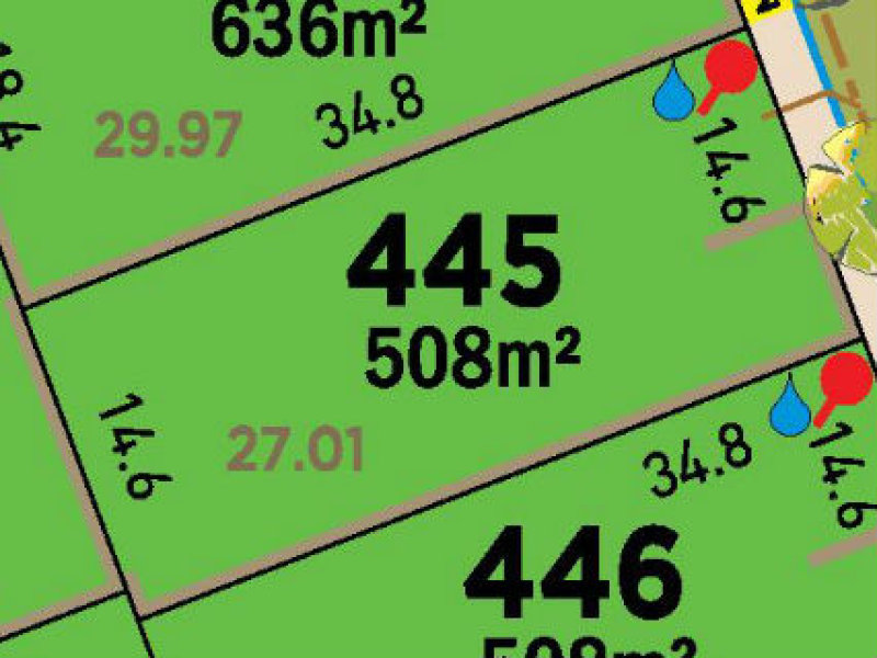Lot 445, St. James Drive, Baldivis, WA 6171