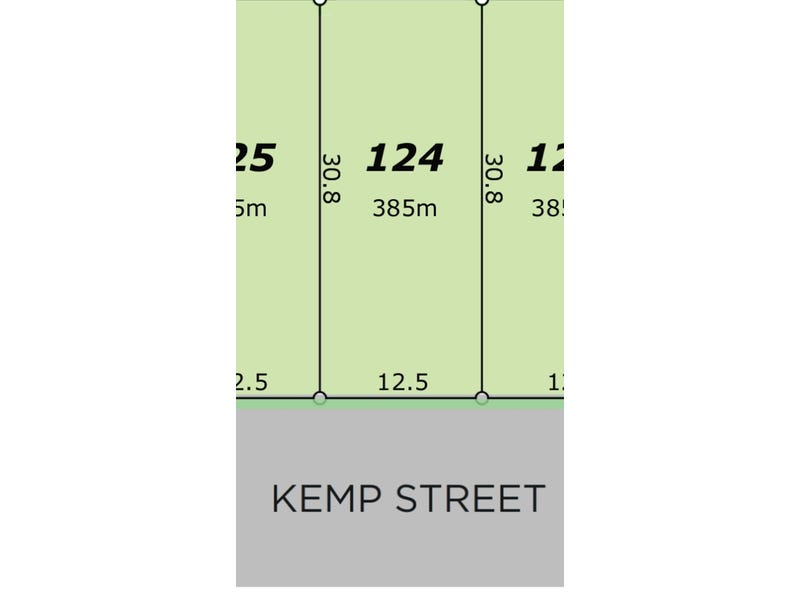 Lot 124, Kemp Street, Pearsall, WA 6065