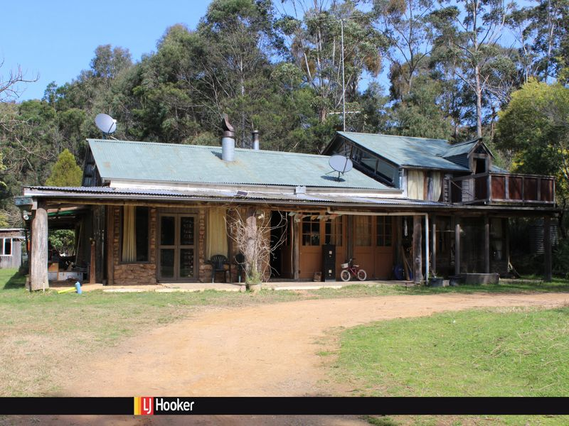 150 Lyrebird Ridge Road, Cobargo, NSW 2550