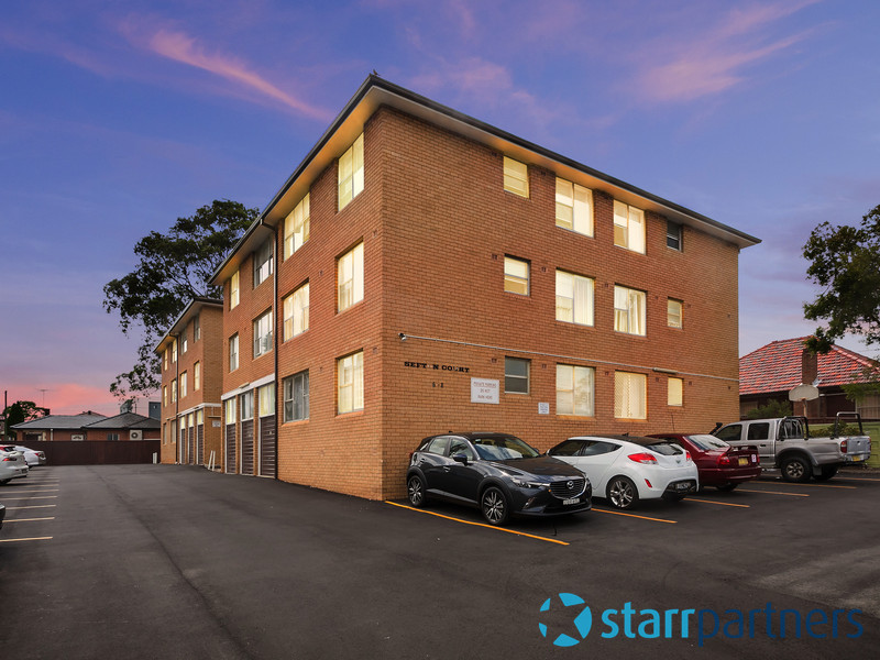 10/6-8 Station Street, Guildford, NSW 2161