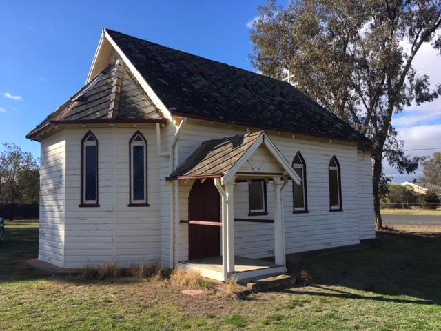 St. Pauls Church, King Street, Gooloogong, NSW 2805