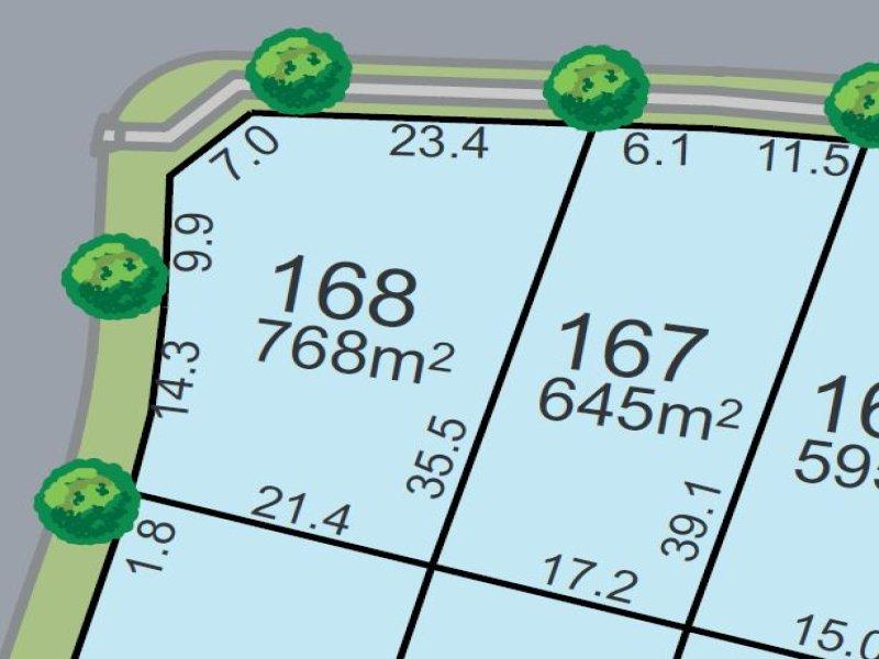 Lot 167, SEASONS CIRCUIT, Chisholm, NSW 2322