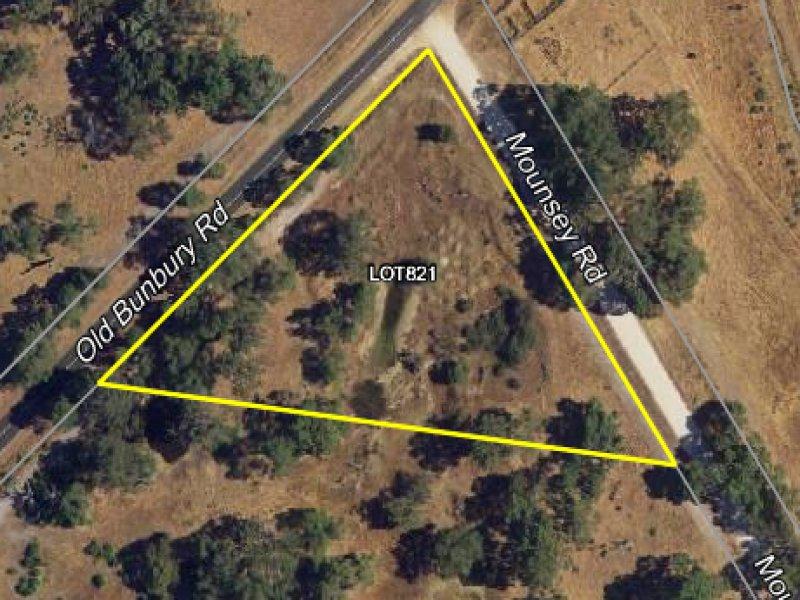 821, Old Bunbury Road, West Coolup, WA 6214