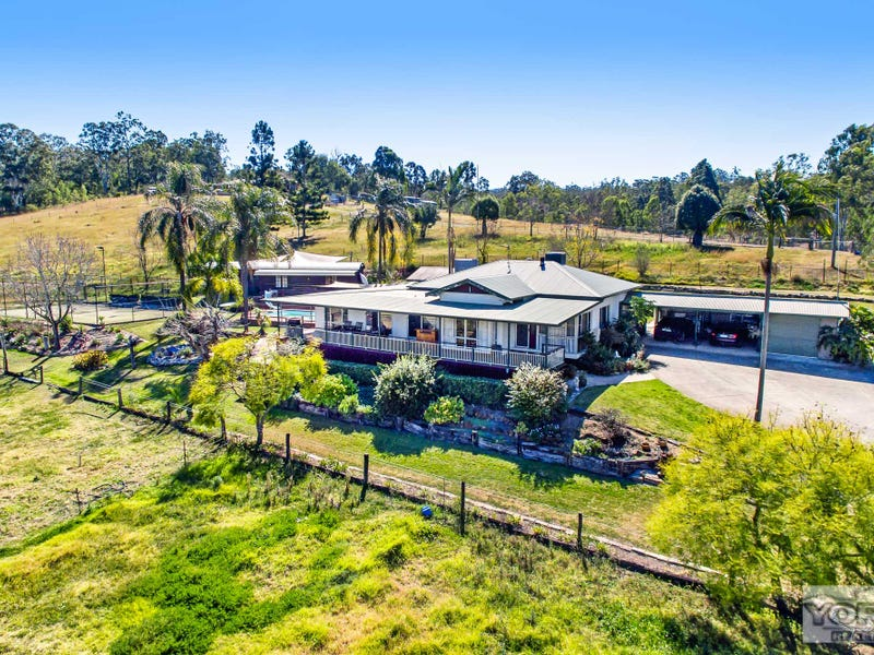 57 Penfolds Road, Murphys Creek, Qld 4352