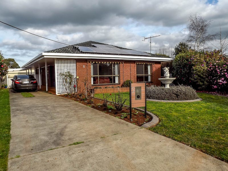 5 Hillview Court, Leongatha, Vic 3953