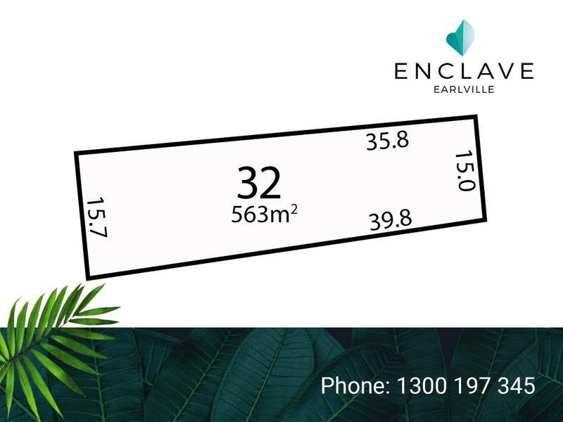 Lot 32, Jacamunda Circuit, Cairns City, Qld 4870