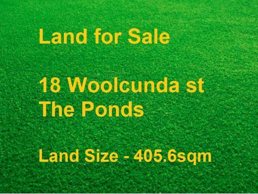 18 Woolcunda Street, The Ponds, NSW 2769