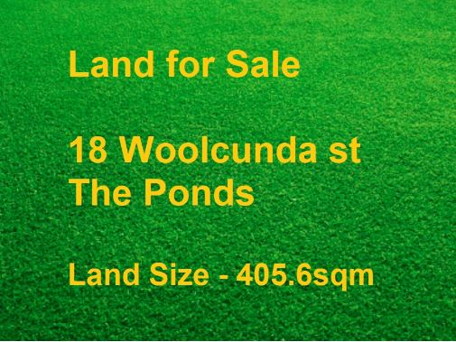 18 Woolcunda Street, The Ponds, NSW 2769