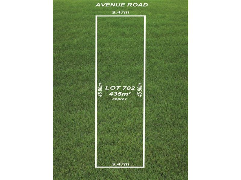 Lot 702, 55 Avenue Road, Cumberland Park, SA 5041