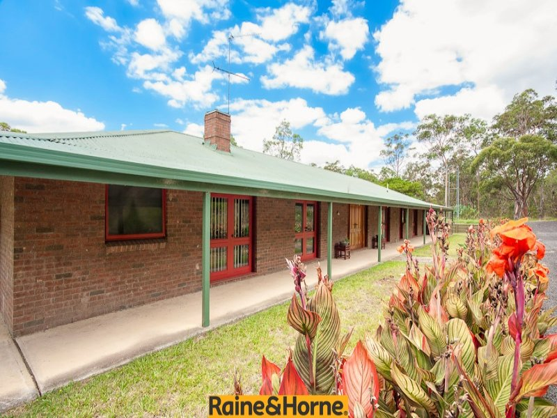 101 Morilla Road, East Kurrajong, NSW 2758