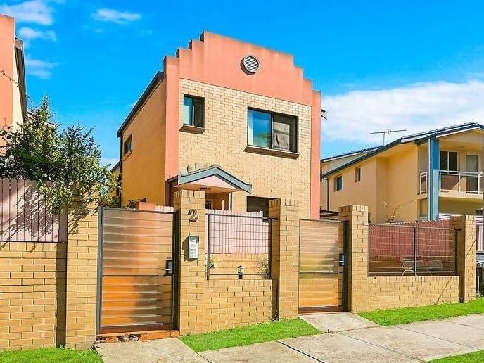8/1-2 Rena Street, South Hurstville, NSW 2221