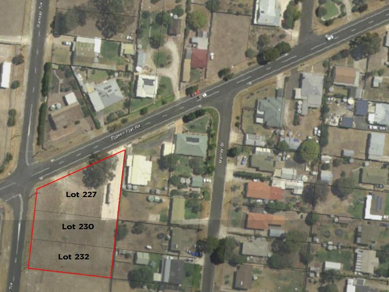 227, 230 & 232 Pigeon Flat Road, Bordertown, SA 5268