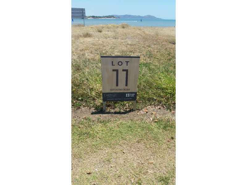 Lot 11, The Point Mariners Drive, Townsville City, Qld 4810