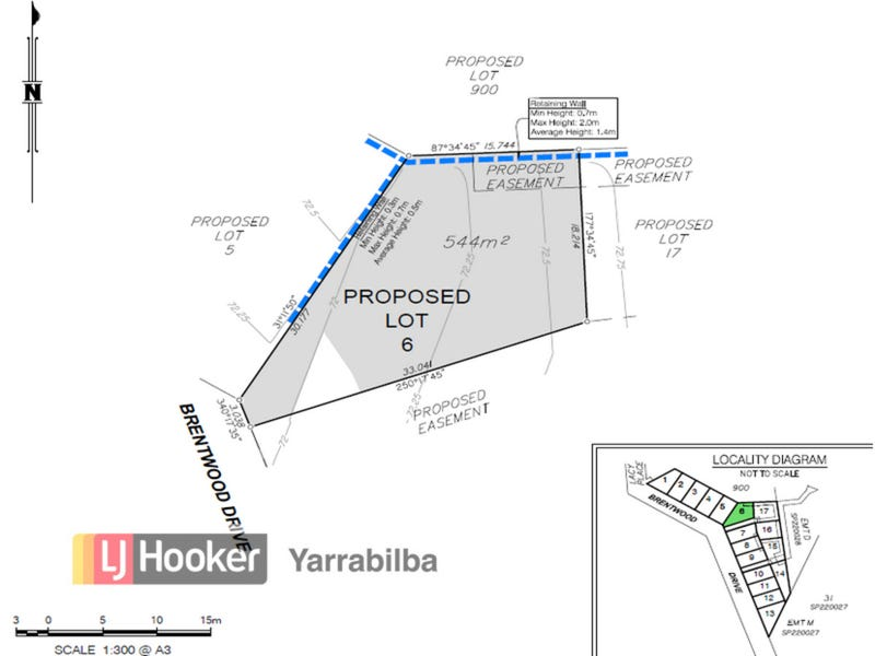 Lot 6, 110-142 Brentwood Drive, Ebbw Vale