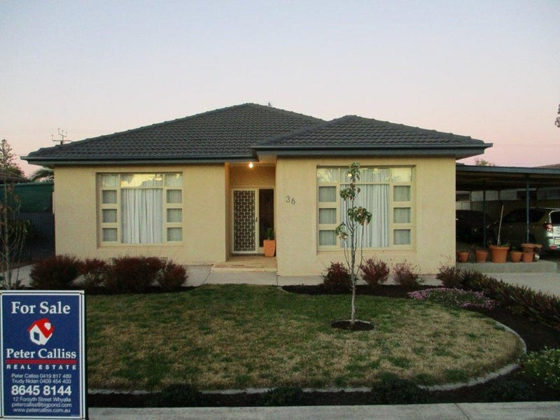 36 RYAN AVENUE, Whyalla Norrie, SA 5608