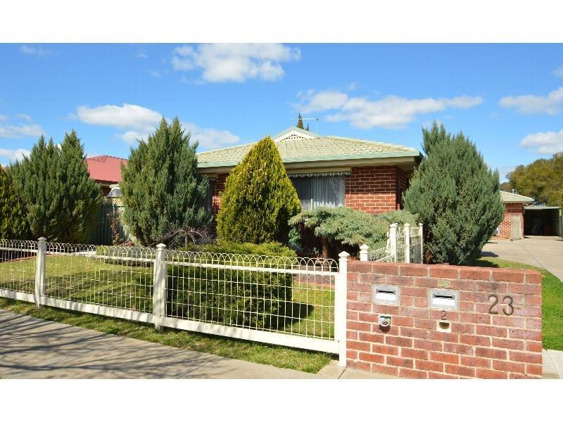 1/23 Thomas Wedge Drive, Wangaratta, Vic 3677