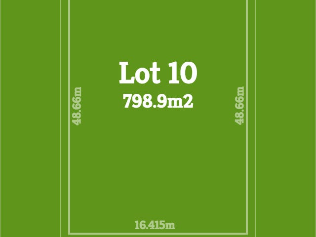 Lot 10, 40 Marion Street, Thirlmere