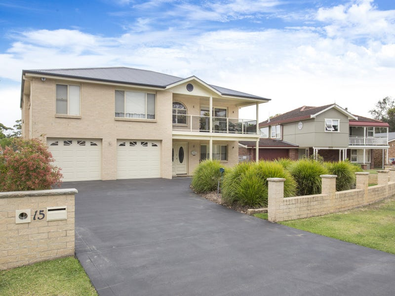 15 Carroll Avenue, Lake Conjola, NSW 2539