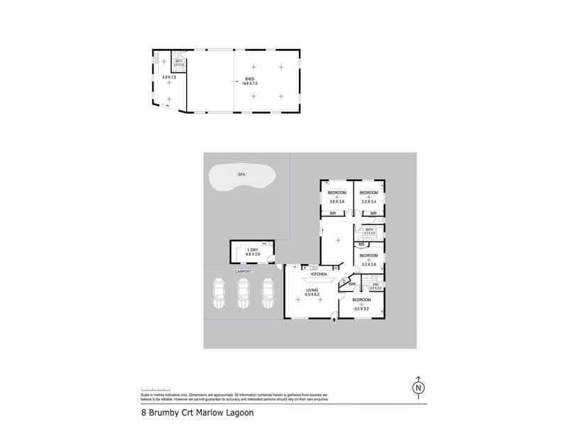8 Brumby Court, Marlow Lagoon, NT 0830 - floorplan